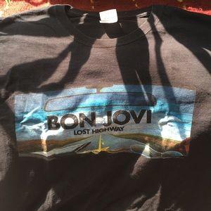 Bon Jovi band T